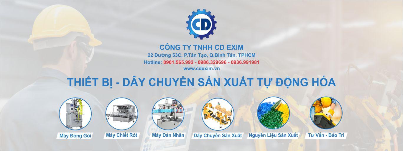 CD EXIM - Dây chuyền sản xuất tự động hóa