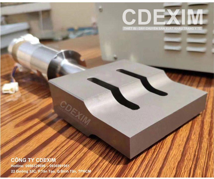 búa hàn siêu âm dùng cho máy hàn
