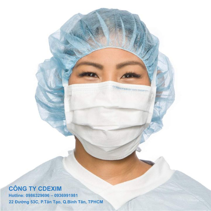 Vải viền khẩu trang y tế là gì?